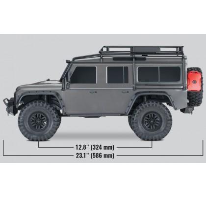 TRX-4 Land Rover Defender Crawler RED 1/10 Crawler 2.4GHz