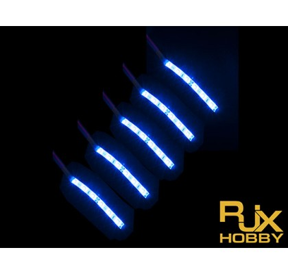 Night Flight LED (10cm) Blue