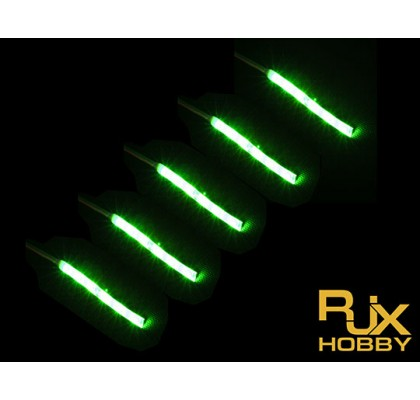 Night Flight Led (10cm) Green