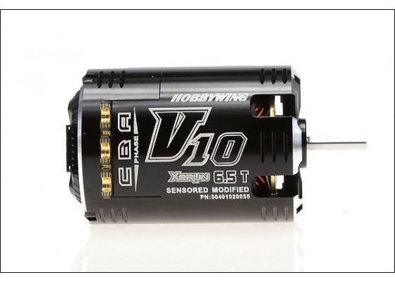 XERUN V10 Competition Motor 6,5 v10 Motor G2