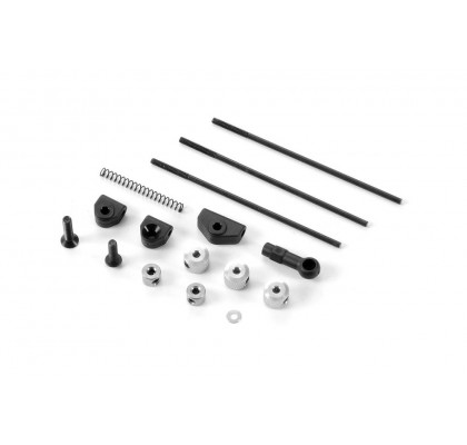 XB8 Brake/Throttle System - Set