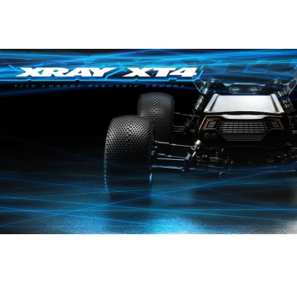 XT4 - 4WD Off-Road 1/10 Kullanmaya Hazır (RTR)