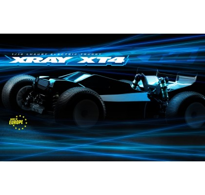 XT4.2 1/10 4wd Kamyon Kit Araba