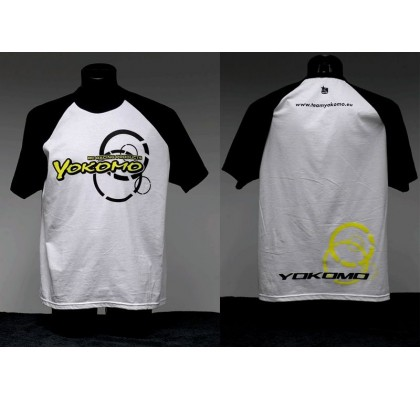 Yokomo Team T-shirt (X Large)