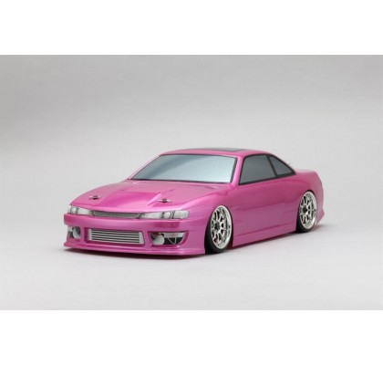 460 Power S14 Silvia Clear Body Set No Decals