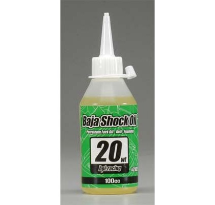 SHOCK OIL 20w (100cc) FOR BAJA